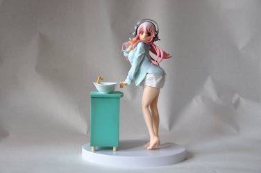 Sexy Sonico Morning Brush Everyday Life Coverage Special Figure
