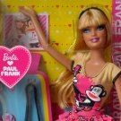 Rare Barbie Loves Paul Frank Julius Barbie Doll 2011
