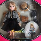 New Hot Takara Tomy Licca Bijou Series Sparkle Eyes Licca-Chan 9 Inches Doll