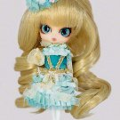 Cute Little Pullip Princess Minty in Jade Green Dress 4.5 Inches Jun Planning