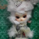 Little Pullip Dal Romantic White Rabbit 4.5 Inches Doll 15 Years+ by Groove