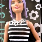 Barbie Fashionistas 12 Inches Trendy Fashion Doll #18 Va-Va-Violet DGY59 3Years+