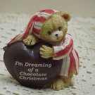 Dreaming of a Chocolate Christmas  ENESCO  B627* tnk-ent
