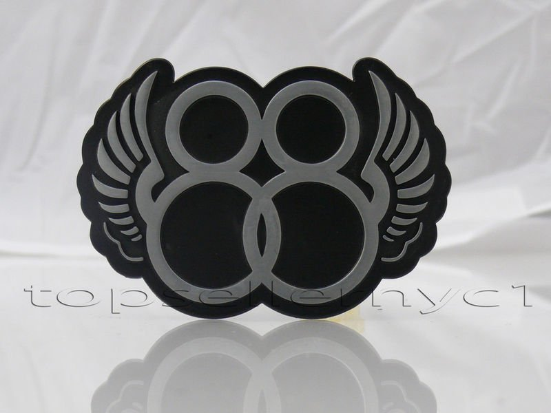 Brand New 88 WINGS METAL BELT BUCKLE