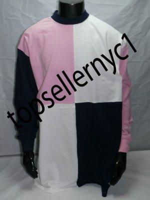 Galaxy Men's Big & Tall long sleeve t-shirts 5XL 5xnew Nwt