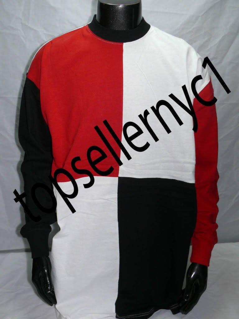Galaxy mens big tall long sleeve t shirts 4xl 4x new nwt for Mens long sleeve t shirts tall