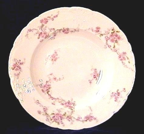Theodore HAVILAND Limoges RIM SOUP BOWL