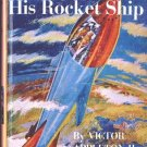 Book TOM SWIFT & His ROCKET SHIP 1954 Ship $2.95