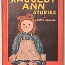 RAGGEDY ANN Stories GRUELLE 1961 Ship $2.45