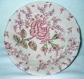 Johnson Bros. ROSE CHINTZ Cereal BOWL (s)