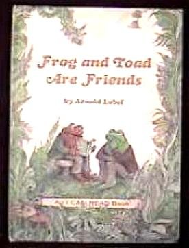 Children's Book, Frog and Toad Are Friends