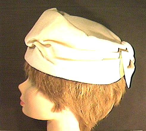 AMY Vintage SILK HAT For BLOOMINGDALE'S