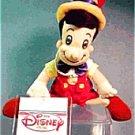 Disney PINOCCHIO BEAN BAG Retired MWMT