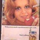 CAMEL CIGARETTE Magazine AD 1973