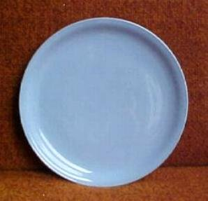 Homer Laughlin Skytone Salad Plate Blue