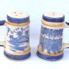 Souvenir Florida Salt & Pepper Shakers with Palm Trees