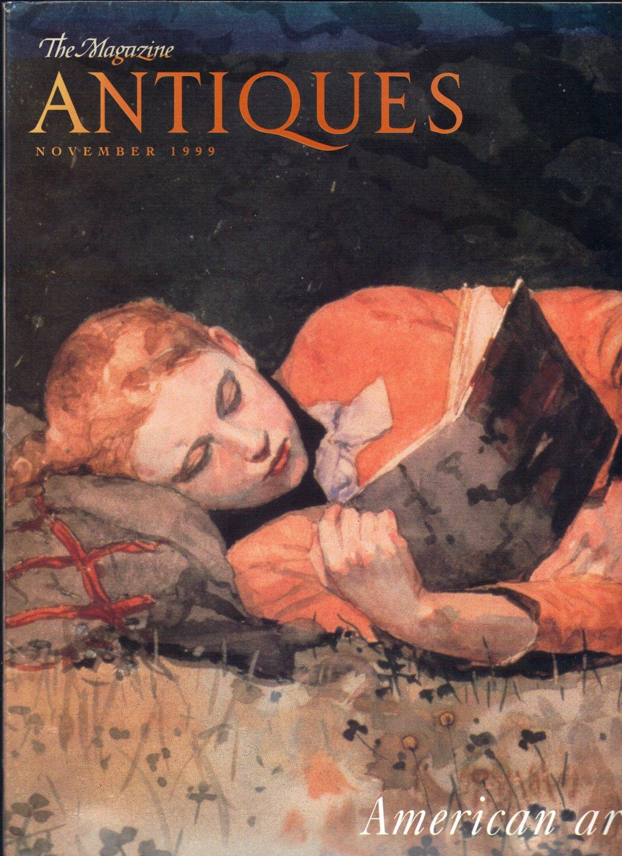 Antiques Magazine November 1999 American Art - Winslow Homer, Bierstadt, Hopper