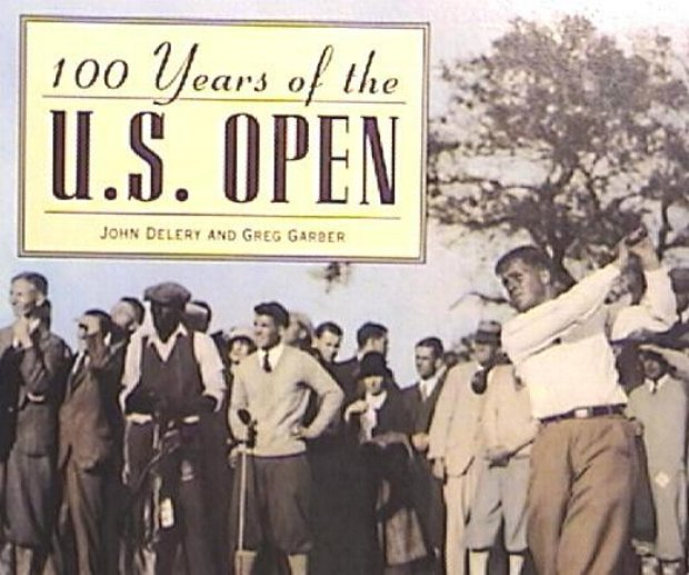 100 Years of the U. S. Open 1895-1995 Softcover
