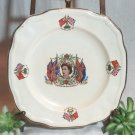 Queen Elizabeth Coronation Commemorative Plate 1953