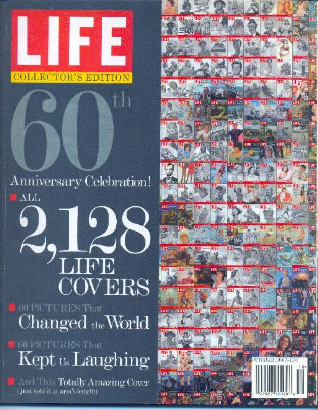Life Magazine 60th Anniversary Marilyn Monroe Collector's Edition