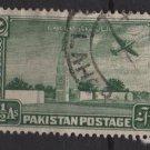 PAKISTAN 1948 - Scott 21used - Karachi Airport  (6-543)