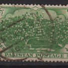 PAKISTAN 1954 - Scott 71 used - 1.r, Cotton Field (6-557*)