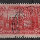 Australia 1957 - Scott 163 used - 2p, 150th Anniv of New South Wales (6-620)