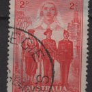 Australia 1940 - Scott 185 used - 2p, Participation in WWII (6-623)