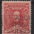 Australia 1930 - Scott 104 used - 1.1/2p, Capt Charles Sturt (6-625)