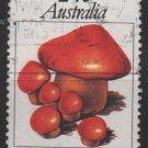 Australia 1981  - Scott 806 used - 24c, Fungi, Mushroom (6-633)