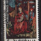Australia 1970  - Scott  489 used -  6c, Christmas (6-664)