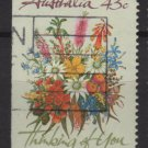 Australia 1990  - Scott 1193 used - 43c, Thinking of You (6-669)