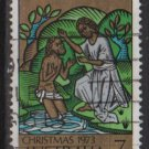 Australia 1973  - Scott  582 used -  7c, Christmas (6-690)