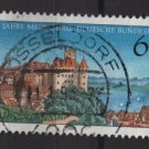 Germany 1988 - Scott 1559 - 60pf, Town of Meersburg  (7-24)