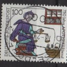GERMANY 1991 - Scott 1620 used - 100pf, Pharmacy profession 750th Anniv  (Q-313)