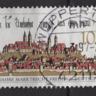 GERMANY 1996 - Scott 1928 used - 100pf, Freising's Markets (7-39)