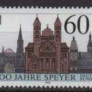 Germany 1990 - Scott 1591 MNH -  60pf, Speyer 2000th Anniv (Ra-484)