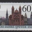 Germany 1990 - Scott 1591 MNH -  60pf, Speyer 2000th Anniv (Ra-484)