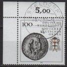 Germany 1990 - Scott 1595  CTO -  100pf, Teutonic Order (7-55)