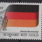 Germany 1990 - Scott 1603  CTO -  100pf,  German Student's Fraternity  (7-63)