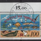 Germany 1990 - Scott 1598  CTO -  100pf,  North Sea   (7-65)