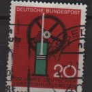 Germany 1964 - Scott 894 used - 20pf, Progress in science  (7-81
