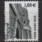 Germany 2002/04 - Scott 2207 used - €1, Porta Nigra Trier (7-88)