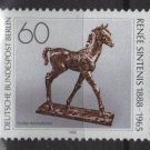 Berlin 1988 -  Scott 9N570 MNH  - 60 pf,  Bronze sculpture by Renee Sintenis (7-111)