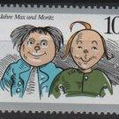 Germany semi-postal 1990 - Scott B692 MNH - 100 + 50 pf, Max & Moritz (7-122)
