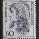 Germany 1986 - Scott 1481 used - 60pf, Famous Women, Dorothea Erxleben  (7-129*)