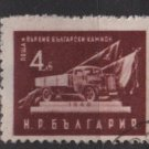 Bulgaria 1951 - Scott 745 used - 4l, Truck (7-415)