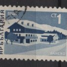 Bulgaria 1966 - Scott 1544  used -  1s, Tourist house (7-475)