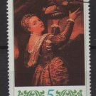 Bulgaria 1986 - Scott 3215 used -  5s, paintings by Titian  (8-90)