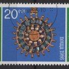 Bulgaria 1986 - Scott 3177 used - 20s, Treasures of Preslav, Gold Artifacts  (8-75)